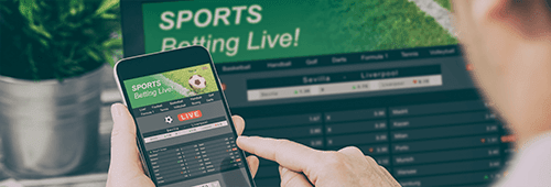 You can also win at live betting