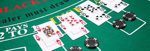 Blackjack terms explained