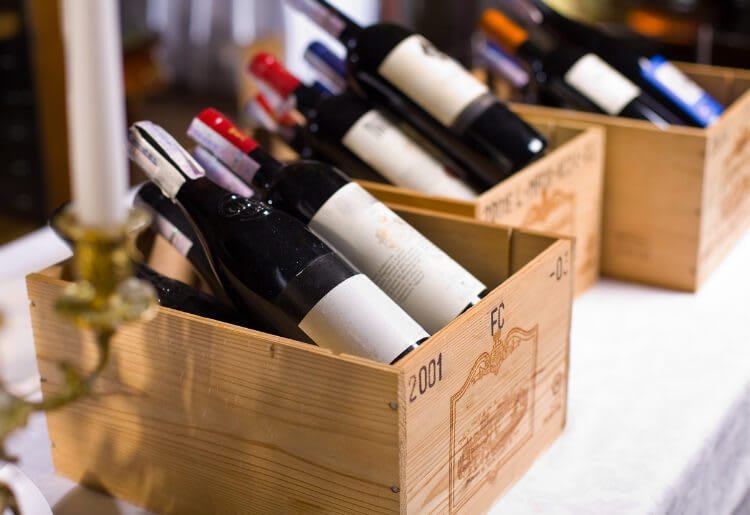 Firstleaf provides personalized wine selections at reasonable prices