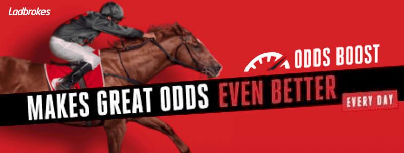 Ladbroakes-odds