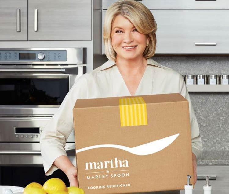 Martha Stewart for Martha & Marley Spoon