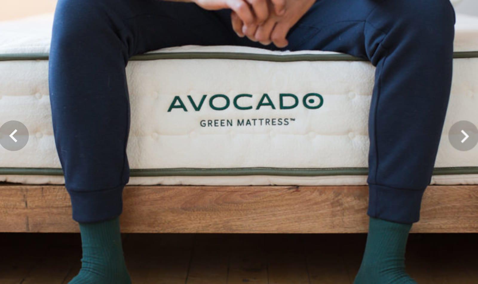 Photo of Avocado Green Mattress