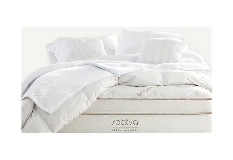Review of Saatva Mattresses - Saatva Plush