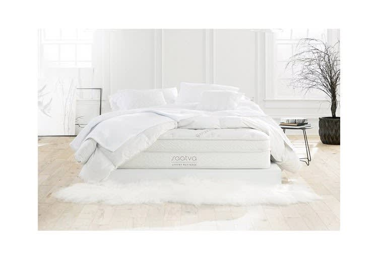 Review of Saatva Mattresses