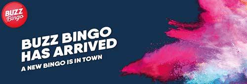 Start to play online bingo ar Buzz Bingo