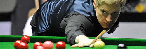 Neil Robertson has won the Snooker UK Championship twice