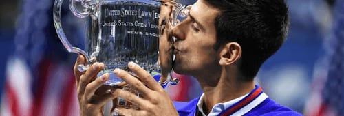 Novak Djokovic - One of the best tennis players