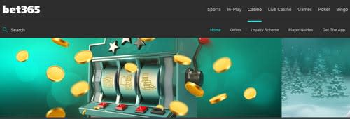 Start today at Bet365
