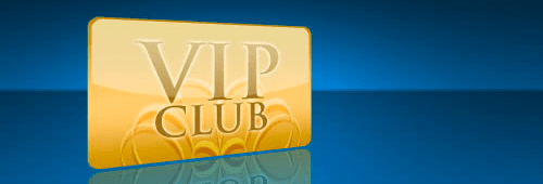 Join the VIP club today