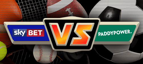 Sky Bet vs Paddy Power