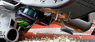 Worst F1 Crashes Ever